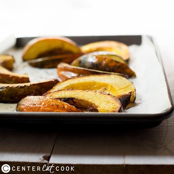 roasted acorn squash 4