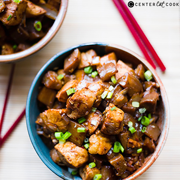 Eggplant Recipe Chinese Food Flour