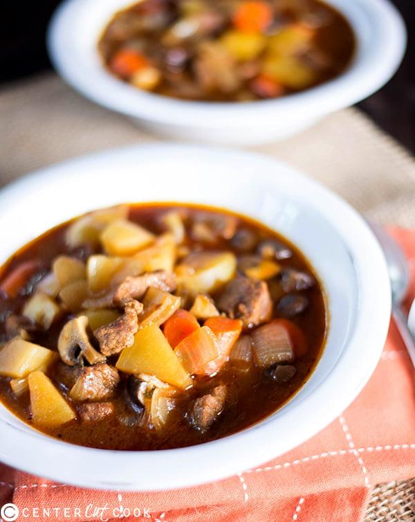 slow cooker vegetable beef stew 2