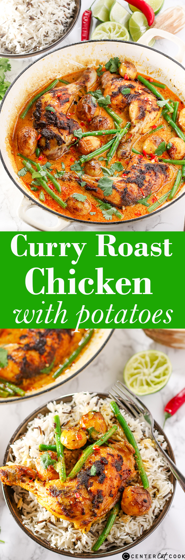 curry roast chicken pin