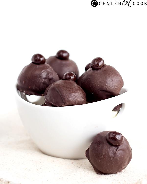 eggnog latte truffles 2
