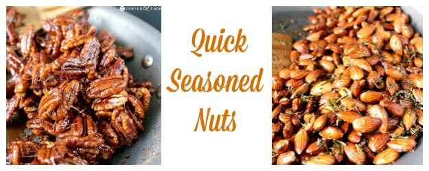 Quick Seasoned Nuts