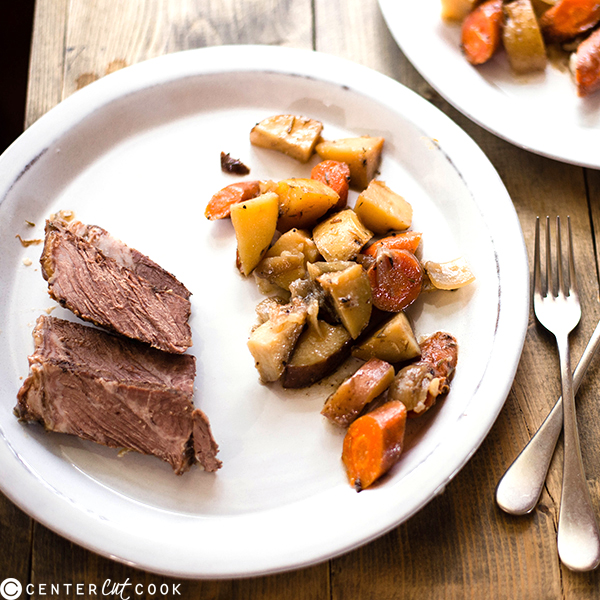 slow cooker pot roast3