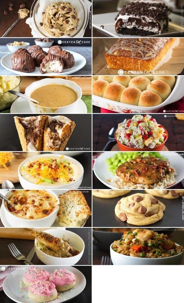 Top 15 Recipes of 2015