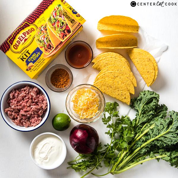 chorizo tacos kale 3