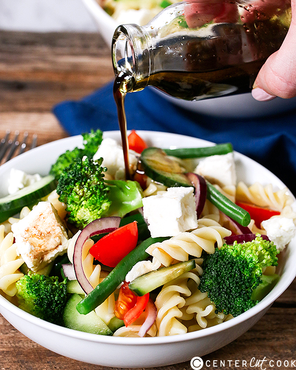 easy veggie pasta salad 2