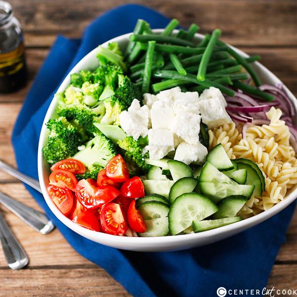 easy veggie pasta salad 4