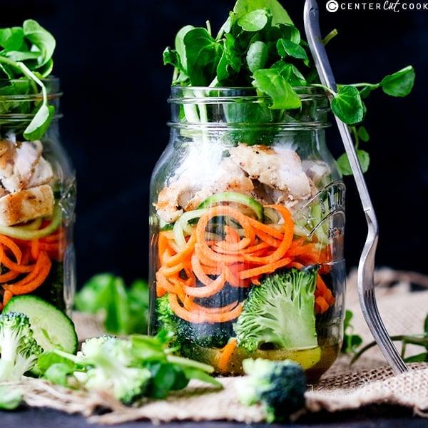 how to make a mason jar salad 4