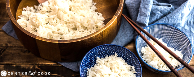 how to make perfect rice 1
