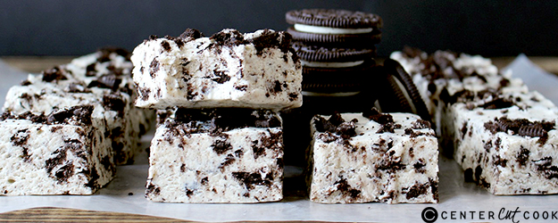 Oreo Cheesecake Fudge