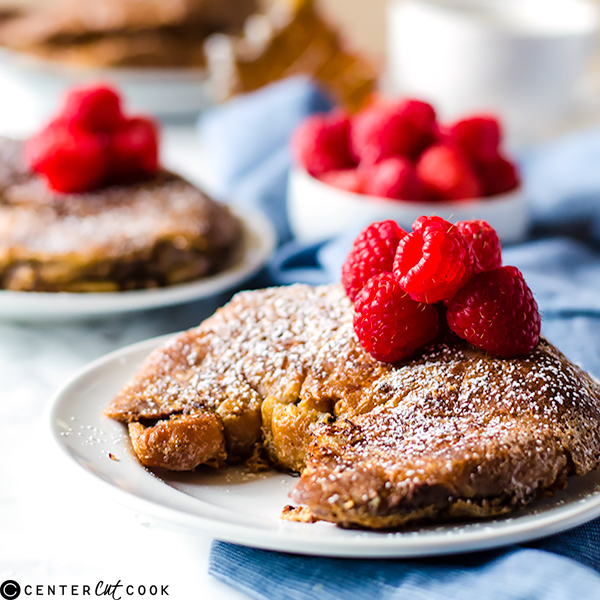 stuffed french toast croissants 3