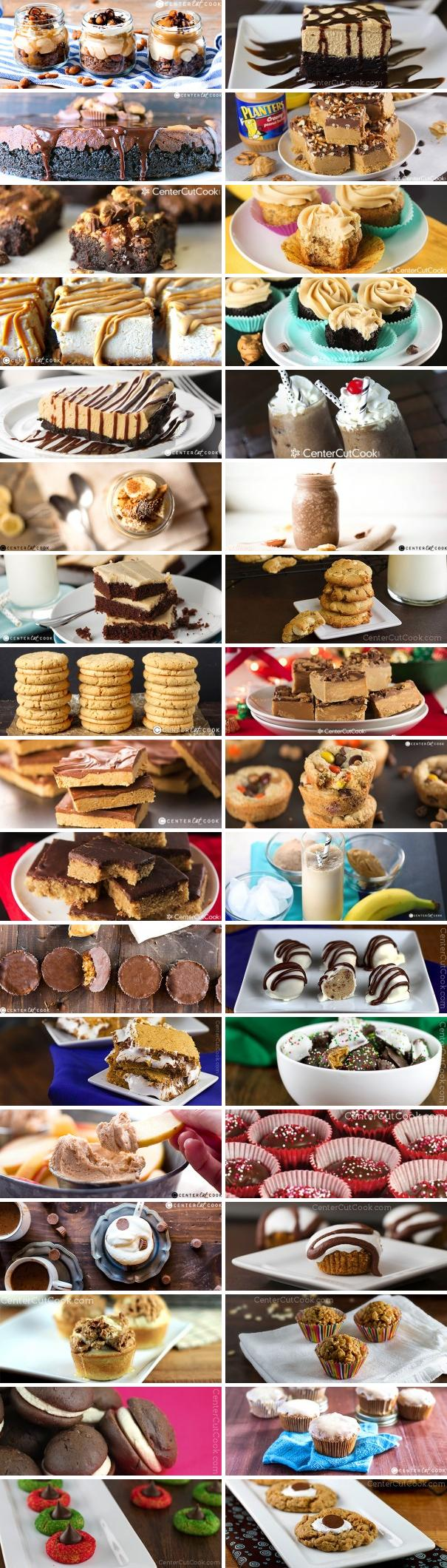Best Peanut Butter Desserts