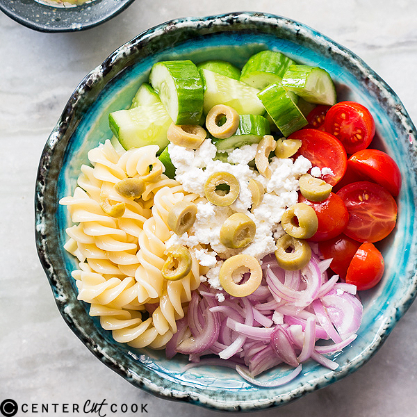 greek pasta salad 3