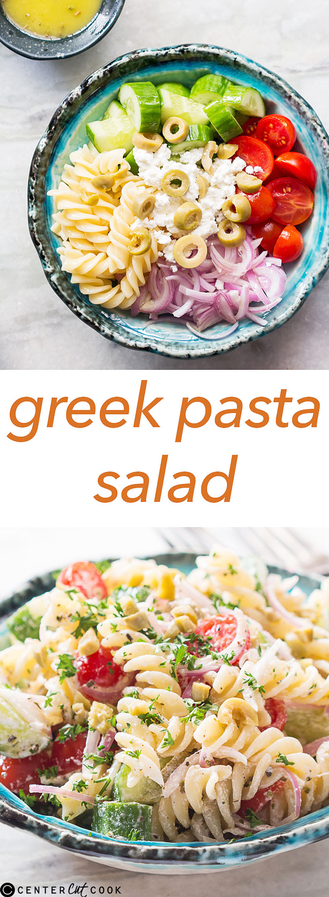 greek pasta salad pin