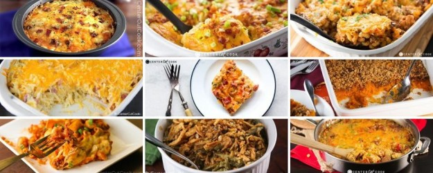 Best Casserole Recipes