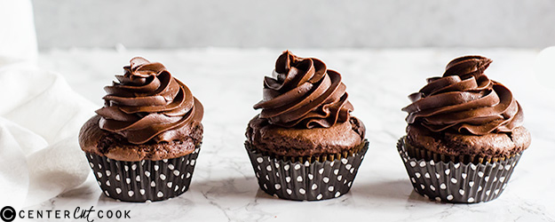 chocolate cheesecake cupcakes 1