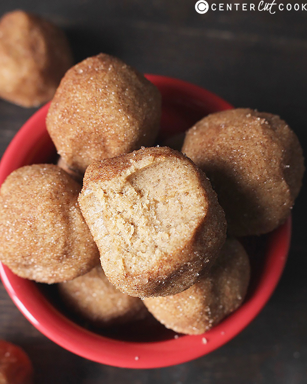 snickerdoodle cookie dough bites 2