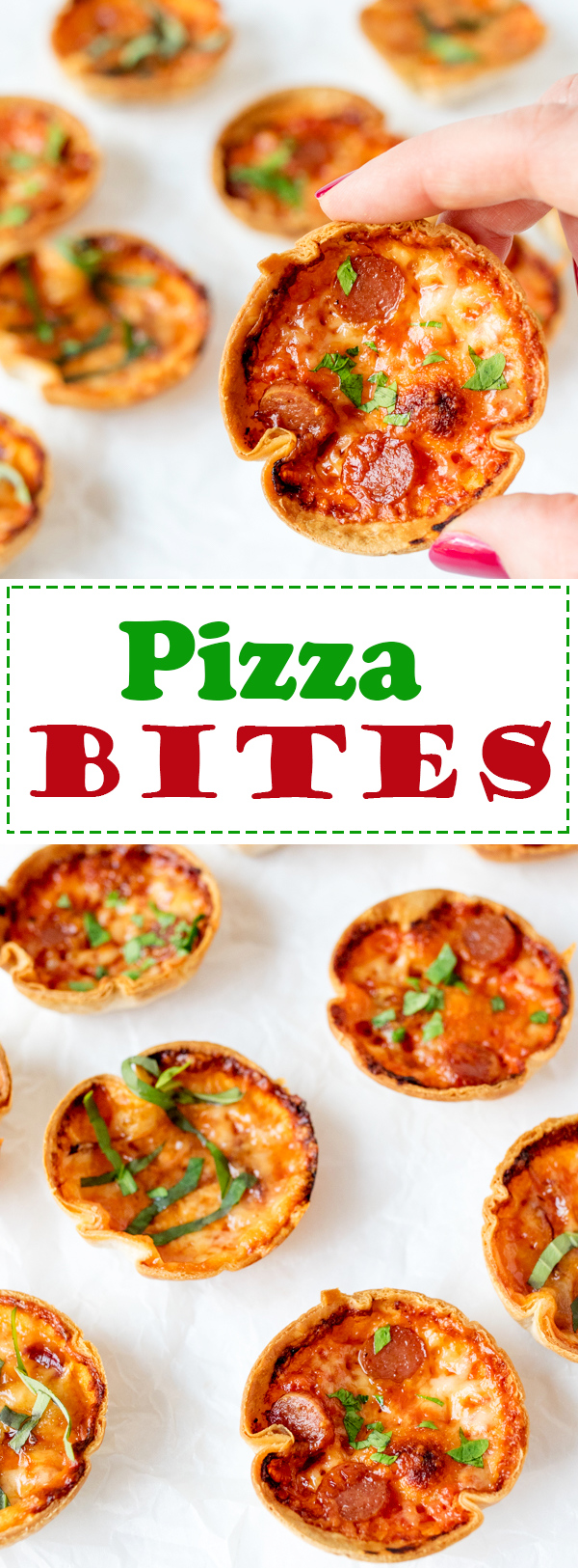 pizza bites pin