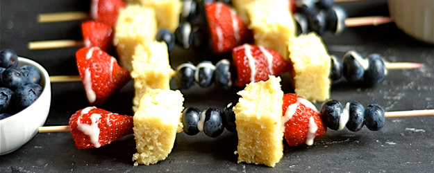 blueberry strawberry shortcake kabobs 1