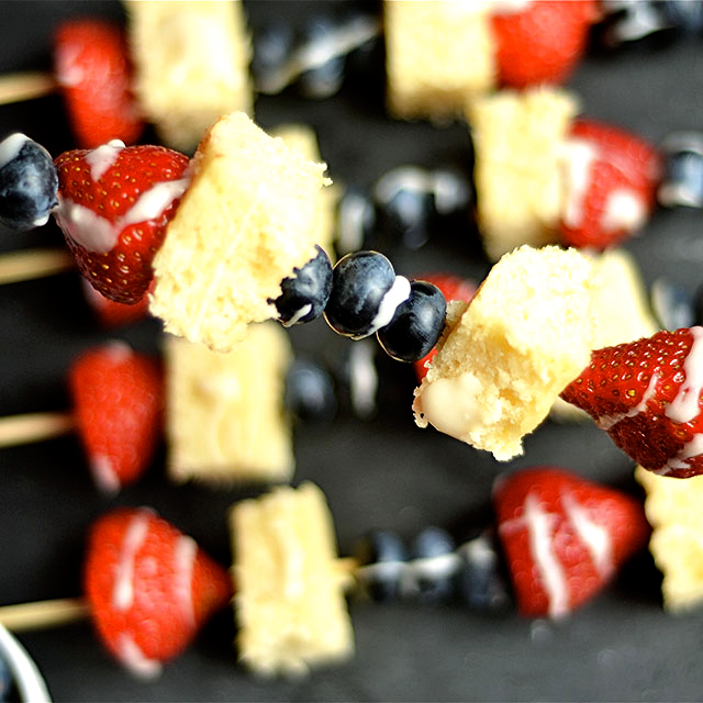blueberry strawberry shortcake kabobs 4