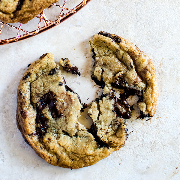 chocolate chunk cookies 3