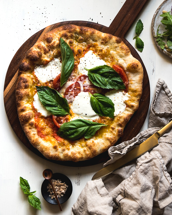 margherita pizza 2