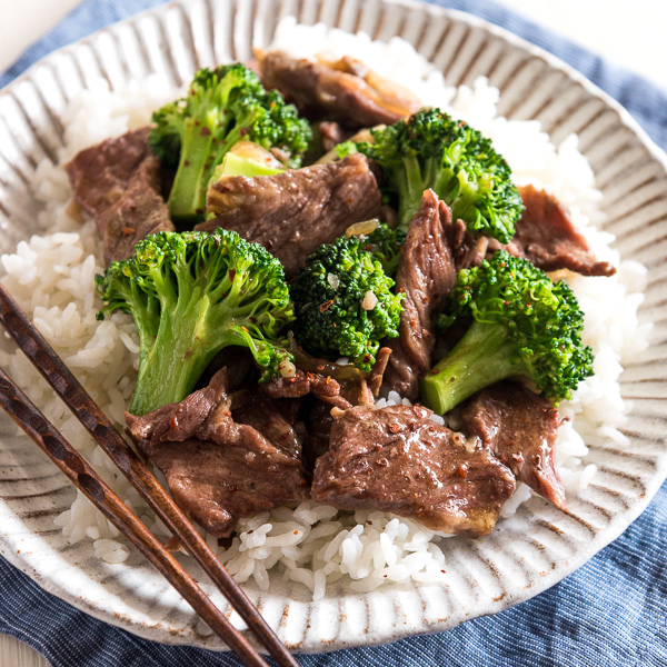 slow cooker beef broccoli 3