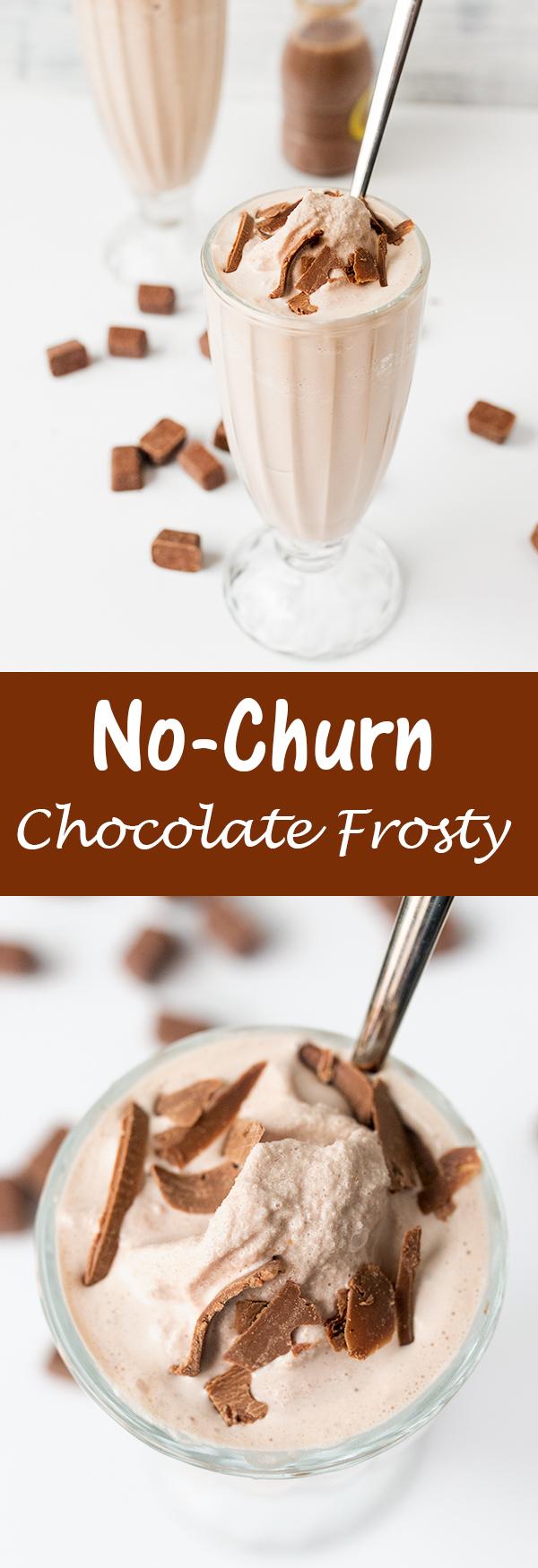 chocolate frosty pin