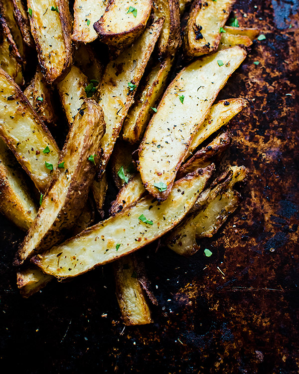 garlic potato wedges 2