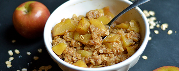 Instant Pot Apple Crisp