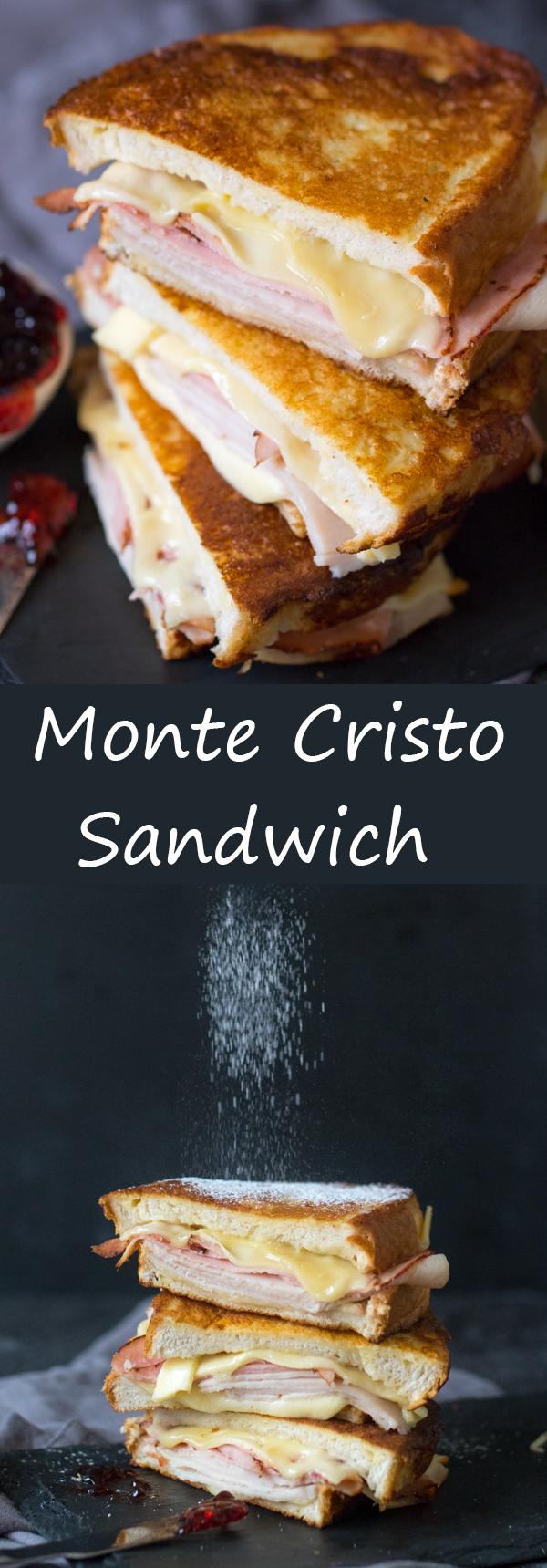 monte cristo sandwich pin