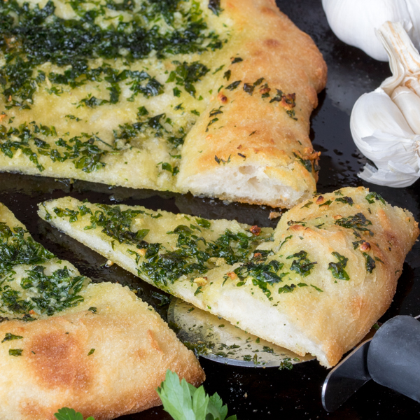 pizza garlic bread 5