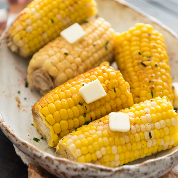 slow cooker corn on the cob 3