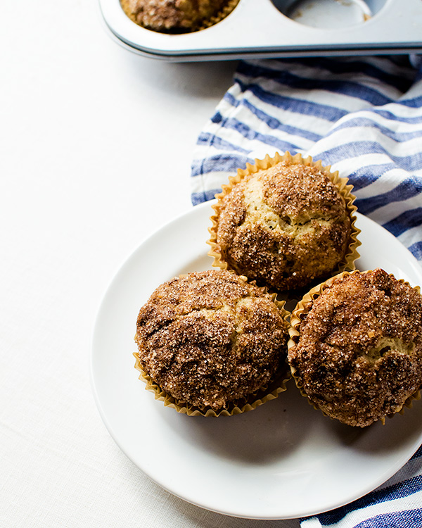 snickerdoodle donut muffins 2