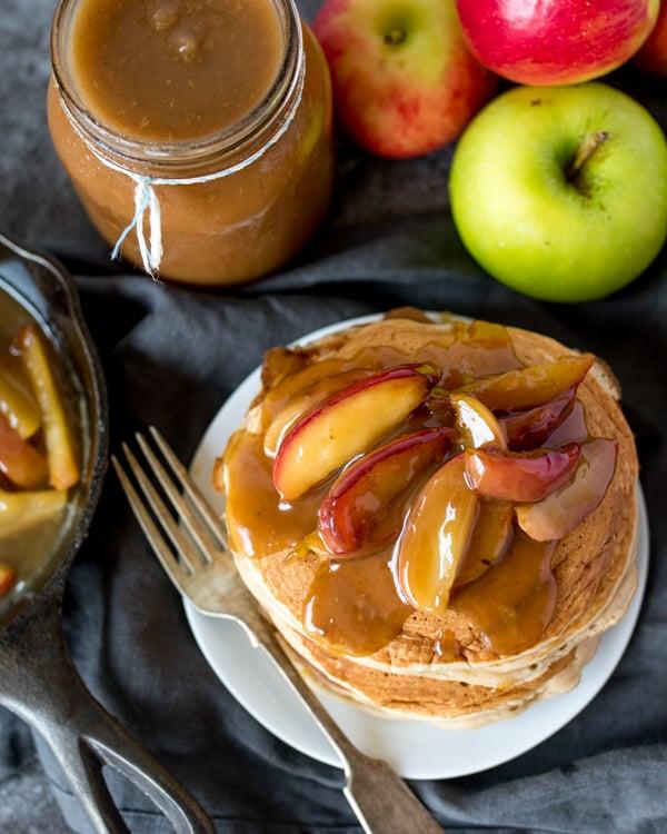 applesauce pancakes 4