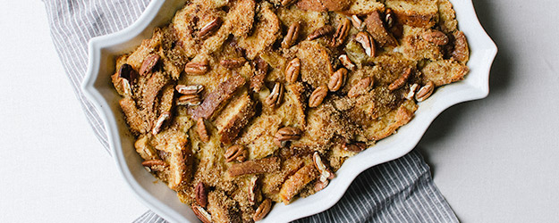 maple cinnamon french toast casserole 1