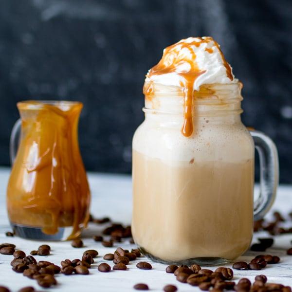 starbucks caramel frappuccino copycat 5