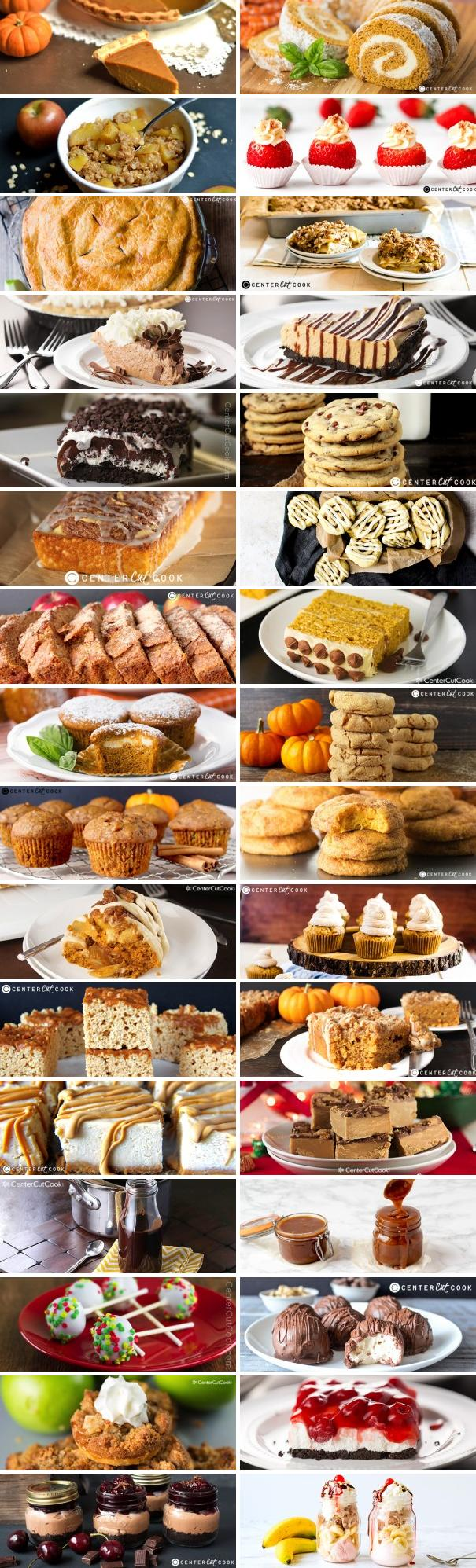 Best Thanksgiving Desserts