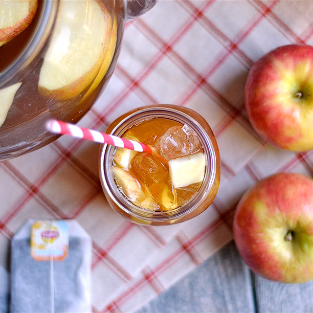 apple cider iced tea 3