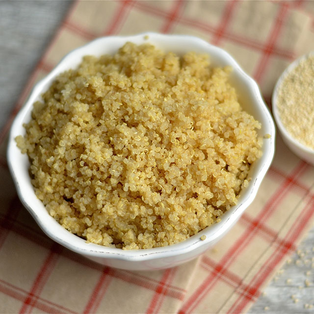 how to make quinoa 3