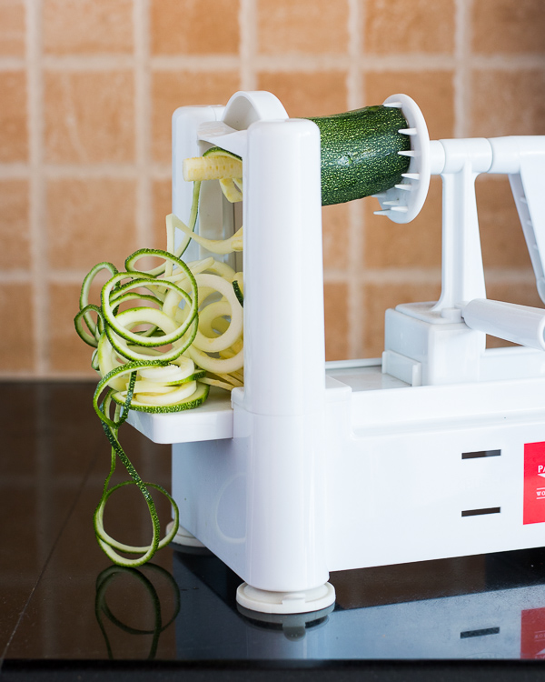 how to make zucchini noodles 3
