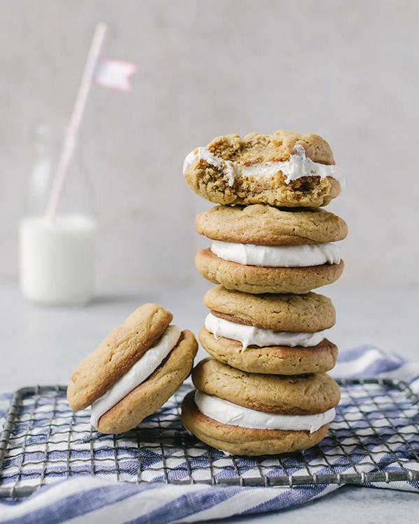 fluffernutter cookies 2