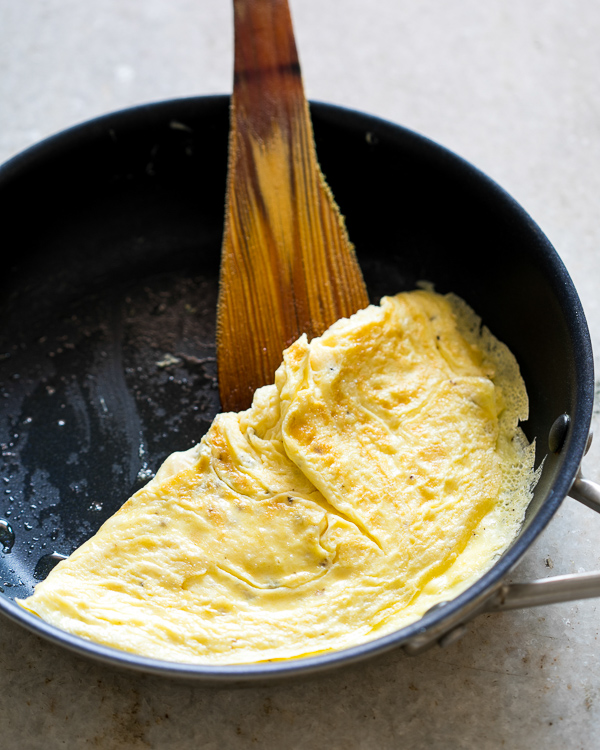 how to make an omelet 3
