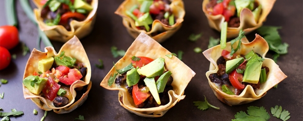 beef taco cups 1
