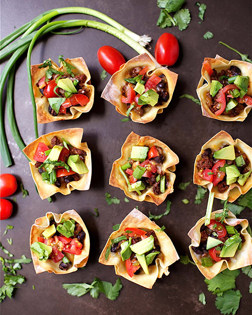beef taco cups 2