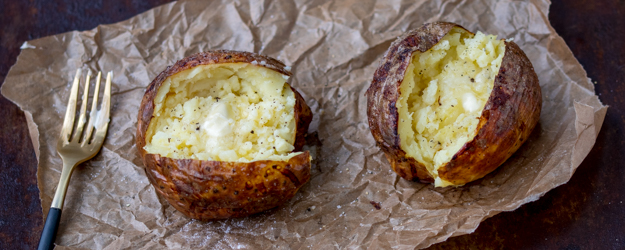 how to make a baked potato 1