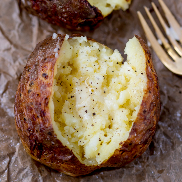how to make a baked potato 4