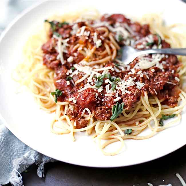 how to make spaghetti in the instant pot 3