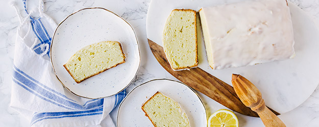 Starbucks Lemon Loaf Copycat