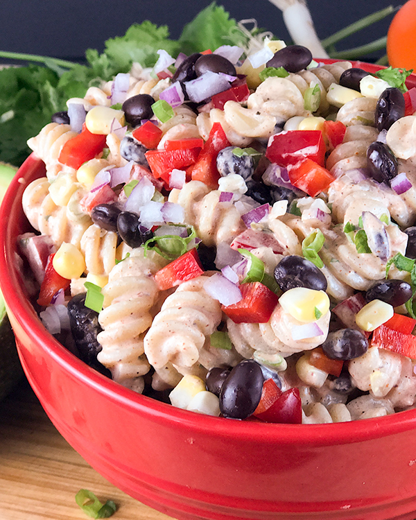 tex mex pasta salad 2